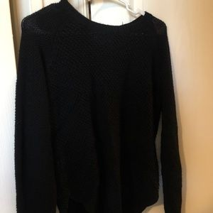 Knitwear Black Sweater